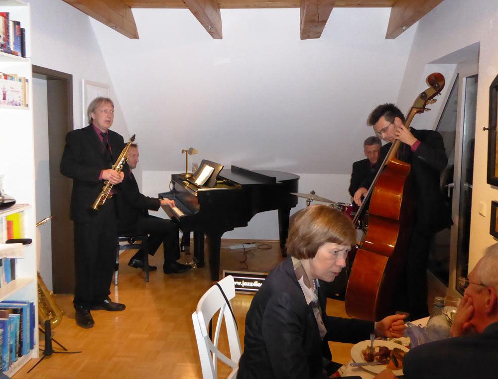 jazz4lounge Geburtstagsfeier