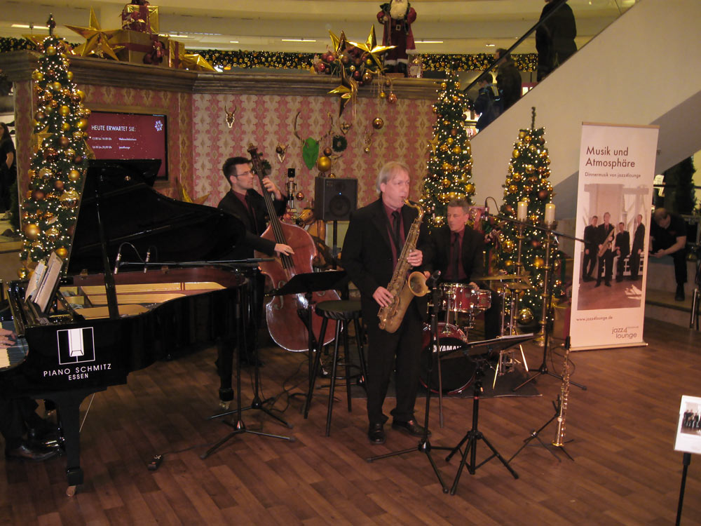 jazz4lounge Weihnachtsfeier